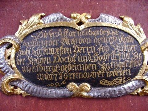 Altar Stiftung
