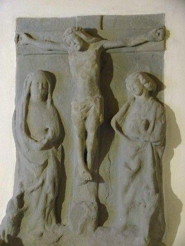 Kreuzigung Sakristei