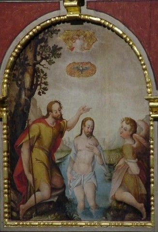 Altar Taufbild
