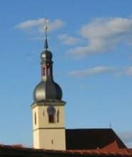 Heilig Kreuz-Kirche in Wiesenbronn